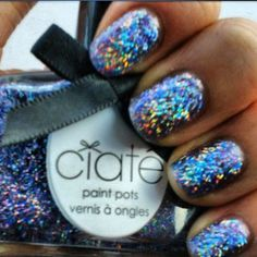 Ciate jewel nail polish I really want to get some of this