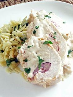 Life Tastes Good: Chicken Cordon Bleu