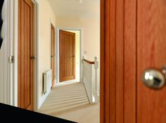 Thames II Oak Veneered Door from £85.99 including VAT from www.homeisinteriors.co.uk