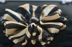 zebra headband photo prop headband pageant by RockabillyBabyPlace, $3.50