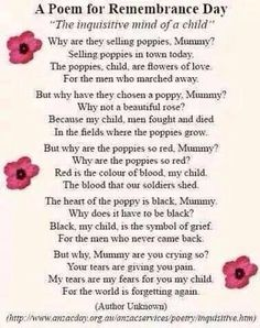 Give a moment to remember all those who fourght or gave there lives for us. it may not be remembrance day but if your reading this stop and give a moment to remember them! Remembrance Day Poems, Remembrance Day Activities, Memorial Day Poem, Kids Poems, A Moment To Remember, Anzac Day, Lest We Forget, Don't Forget, Veterans Day
