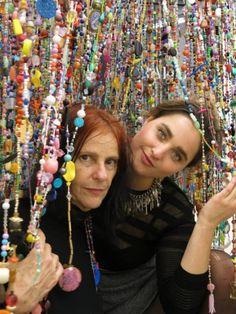 Paraiso en Diagonal 2014 : Diana Aisenberg / SITIO EN CONSTRUCCION con Sofía Vitola