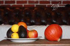 Zopfgummi : Lieblings Kürbissuppe mit Ingwer und Kokosmilch