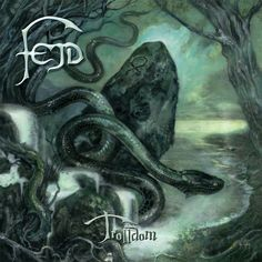 Recenzja: Fejd - Trolldom. Gatunek: folk metal. Rok wydania: 2016.