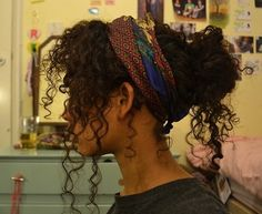 Natural hair - cabelos cacheados - cachos naturais