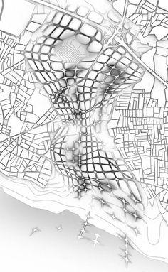Kartal Pendik Masterplan - Masterplans - Zaha Hadid Architects