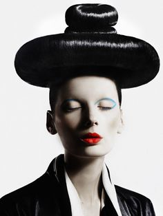Agnes Buzala by Kylie Coutts for Culture Magazine September 2007
