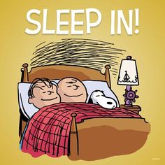 This will hopefully be me in the morning.sleep in quotes quote charlie brown sleep snoopy weekend Snoopy Love, Charlie Brown Et Snoopy, Snoopy And Woodstock, Charlie Brown Quotes, Happy Snoopy, Peanuts Cartoon, Peanuts Snoopy, Peanuts Comics, Disney Cartoons