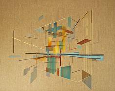 Paintings by Daniel Mullen