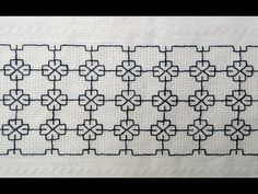 BORDADO BLACKWORK  - Tathinha Bordados #79 - YouTube