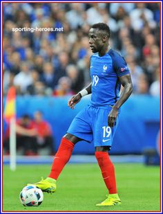 Bacary Sagna - France - Euro 2016. Losing team in final.