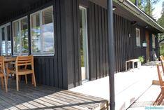 sommarhus,grå,fasad,slamfärg
