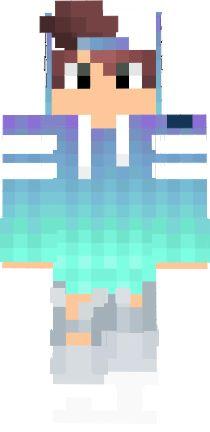 Cute Wolf Boy Nova Skin Minecraft Skins Minecraft Minecraft Mods