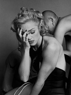 1992 – Madonna by Steven Meisel -repinned by California photography studio http://LinneaLenkus.com  #portraitphotographyinspiration
