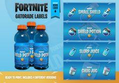 fortnite chug jug printable labels template mikeys 11th. Black Bedroom Furniture Sets. Home Design Ideas