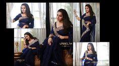 Image result for bhama blue saree
