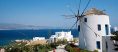 KALIMERA, GREECE AND WELCOME TO PARADISE BLUE-WHITE