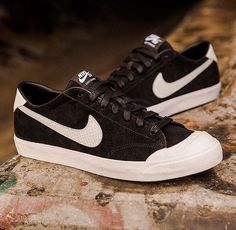 huge selection of af47c cd15b Nike Zoom All Court CK Black White. Cory Kennedy has connected with Nike SB  to revamp a classic but with a modern touch. Adidas Shoes ...