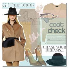 """Get the Look: Cool Coats"" by elena-starling ❤ liked on Polyvore featuring J.Crew, Carven, mizuki, A.J. Morgan, Christian Louboutin, Yves Saint Laurent, Jimmy Choo, Yang Li, coolcoat and fallwinter2015"