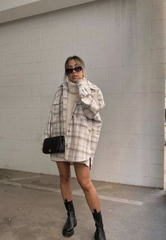 Looks Street Style, Looks Style, Cute Casual Outfits, Stylish Outfits, Winter Fashion Outfits, Winter Outfits, Mode Dope, Looks Pinterest, Mein Style