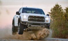 Para los amantes de las camionetas, se viene una nueva #F150 Raptor