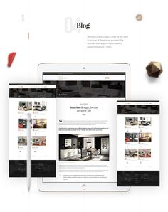 Chair is a pixel perfect and creative web site for Interior Design & Architecture. minimal and powerful, it is a best solution for a interior design studio, furniture design bureau, architect office or a modern renovation team. The template features a c…