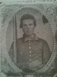 A.J. Stewart, 18th Tennessee Infantry, Co. A., he was killed Sept. 19, 1863, Chickamauga.