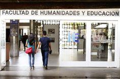 fotos de la facultad de humanidades y educación de la ucv - Buscar con Google
