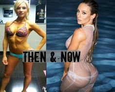 Paige Hathaway | Then & Now | Motivational