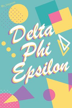Shop for all your favorite Delta Phi Epsilon Bid Day gifts, jewelry and bundles at www.alistgreek.com! #bidday #sororitygraphic #gogreek #deltaphiepsilon #dphie #alistgreek #sororitywallpaper