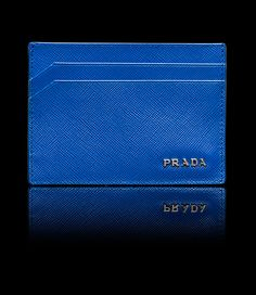 Prada Nylon Credit Card Case | Nik\u0026#39;s Picks | Pinterest | Credit ...