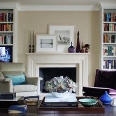 Mantle Decor Design Ideas, Pictures, Remodel, and Decor
