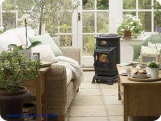 Mobile Home Kitchen Designs - Bing Images pellet stove in florida room