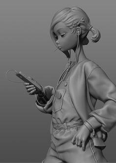Lollipop, Marat Latypov on ArtStation at https://www.artstation.com/artwork/B2P1l
