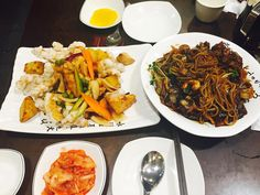 #차이웤 #짜장면 #탕수육  #맛스타그램 #먹스타그램 #푸드스타그램 #먹방 #food #foodporn by @jjoahra_ - more recipes at www.tomcooks.com
