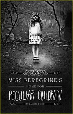 this book is awesome!  Miss Peregrine's Home for Peculiar Children
