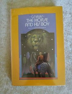 The Horse and His Boy Narnia #5 by C. S. Lewis Vintage MacMillan HCDJ