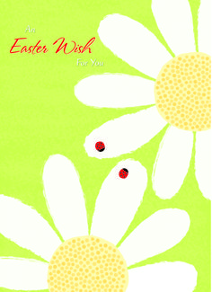 Easter wish.