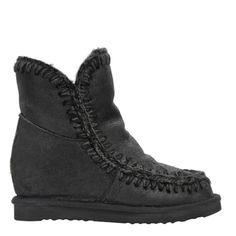 Mou Eskimo Internal Wedge Short Boot