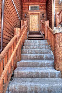 My dream cabin!