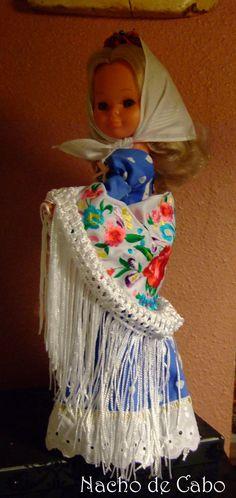 Infanta Margarita, Spanish Costume, Barbie, Dream Catcher, Folk, Costumes, Sewing, Spain Madrid, Classic