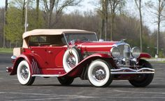 Auburn auction to feature trifecta of Auburn, Cord and Duesenberg models