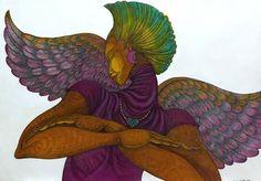 The Love Angel ~ Charles Bibbs