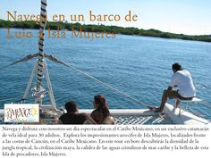 Tour Isla Mujeres en Catamaran