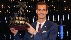 Showbiz News: Andy Murray wins Sports Personality of the Year,...: Showbiz News: Andy Murray wins Sports Personality of the… #TheApprentice