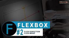 Flexbox CSS #2 - (практика) направление осей и многострочность