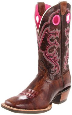 Ariat Women's Crossfire Caliente Boots => See this great image  : Women's cowboy boots
