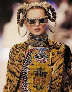~ Kate Moss @ Jean Paul Gaultier A/W 1994