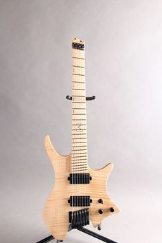 ".strandberg[ストランドバーグ] Boden OS CL7 Chris Letchford"" Signature Natural