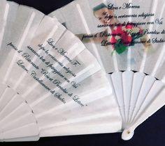 ventaglio personalizzato wedding matrimonio